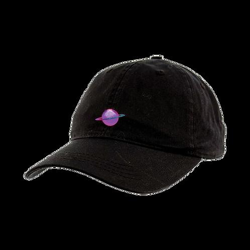 Jelly Print Planet Cap