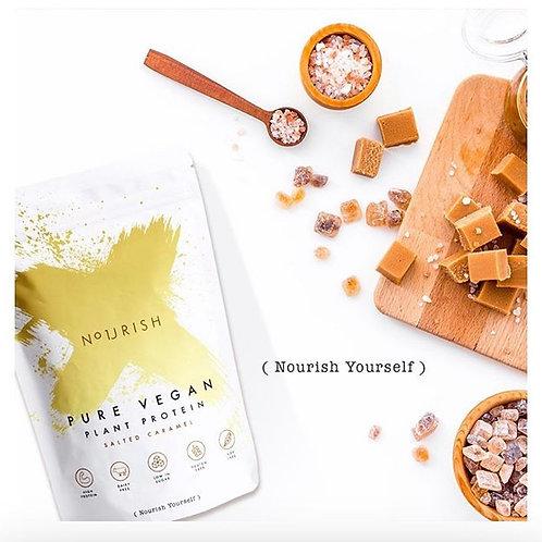 Salted Caramel Vegan Protein