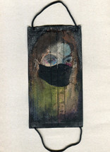 Mask Portraits Series, XIII
