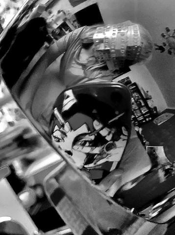 Mask XVI (Moving Image)
