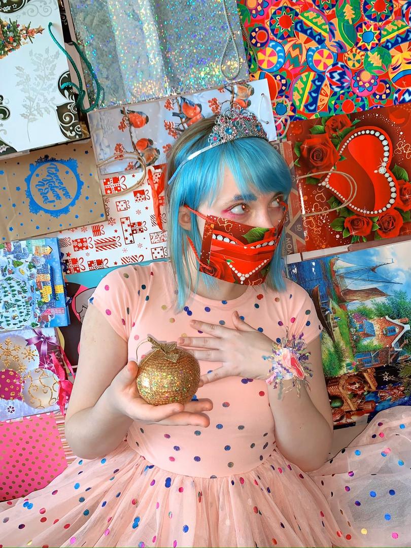 Mask XI (Gift Madness)