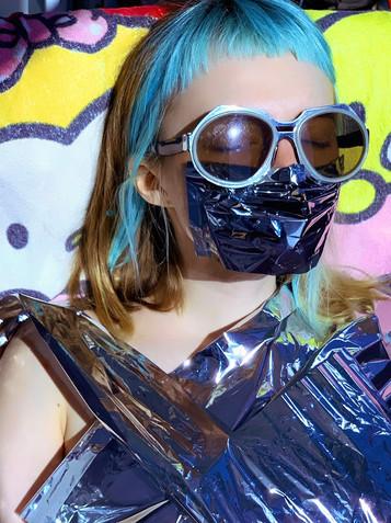 Mask XXIII (No Sunburn)