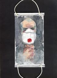 Setevinets - Mask Mask Portraits Series, XIVPortraits Series - XIV