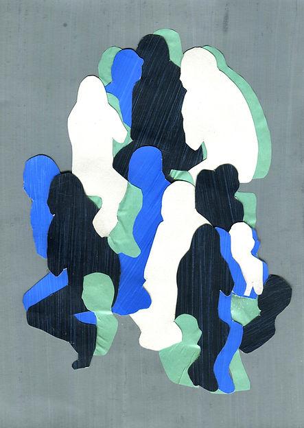 Human Patterns, 3, 2017, Setevinets_edit