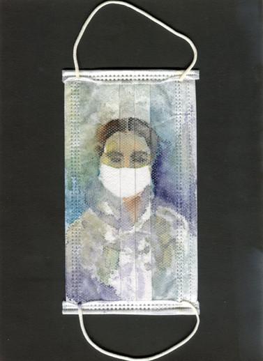 Mask Portraits Series, I