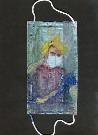 Mask Portraits Series, IV