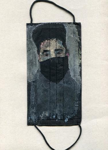 Mask Portraits Series, XV