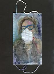Mask Portraits Series, V