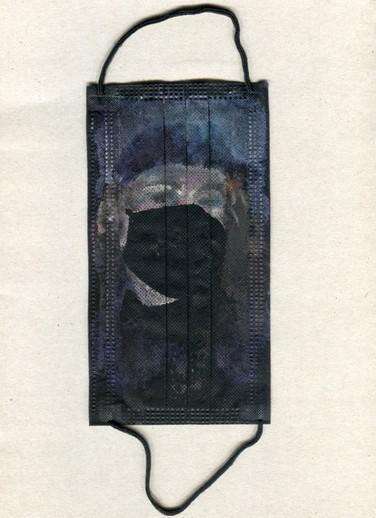 Mask Portraits Series, X