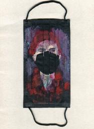 Mask Portraits Series, XII