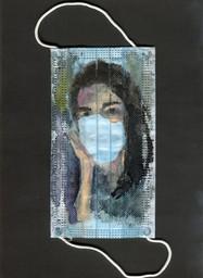 Mask Portraits Series, XI