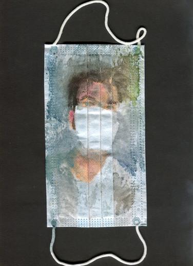 Mask Portraits Series, IX