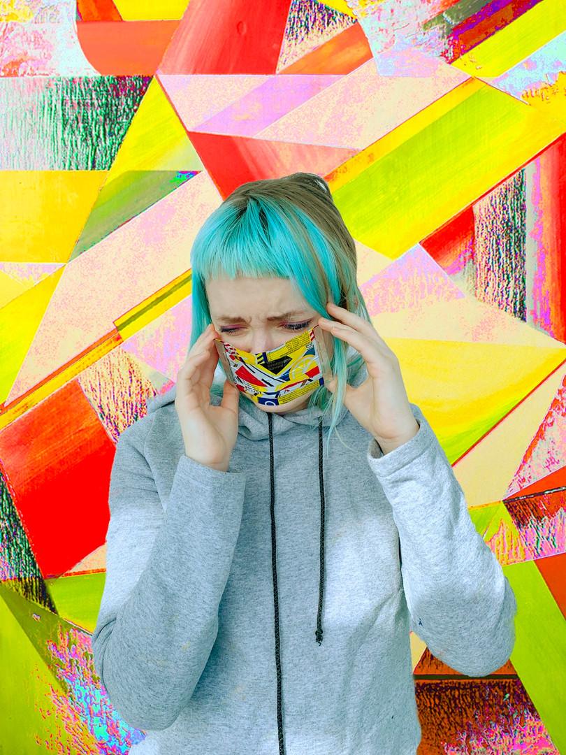 Mask VXIII (My Bad)