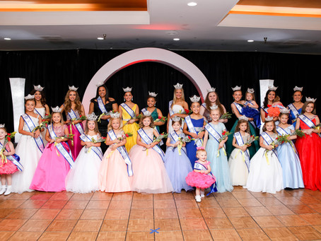 2021 Tiny Miss Virginia & DC Pageant