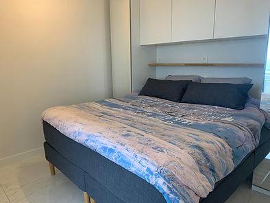 Zicht op zee Nieuwpoort appartement te huur