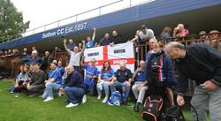 Pre-match Sutton CC 2021