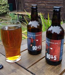 90+5 beer