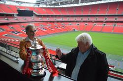 40 Club draw at Wembley July 2015