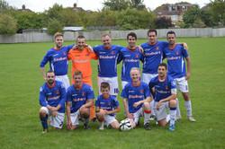 Branch football team 2016