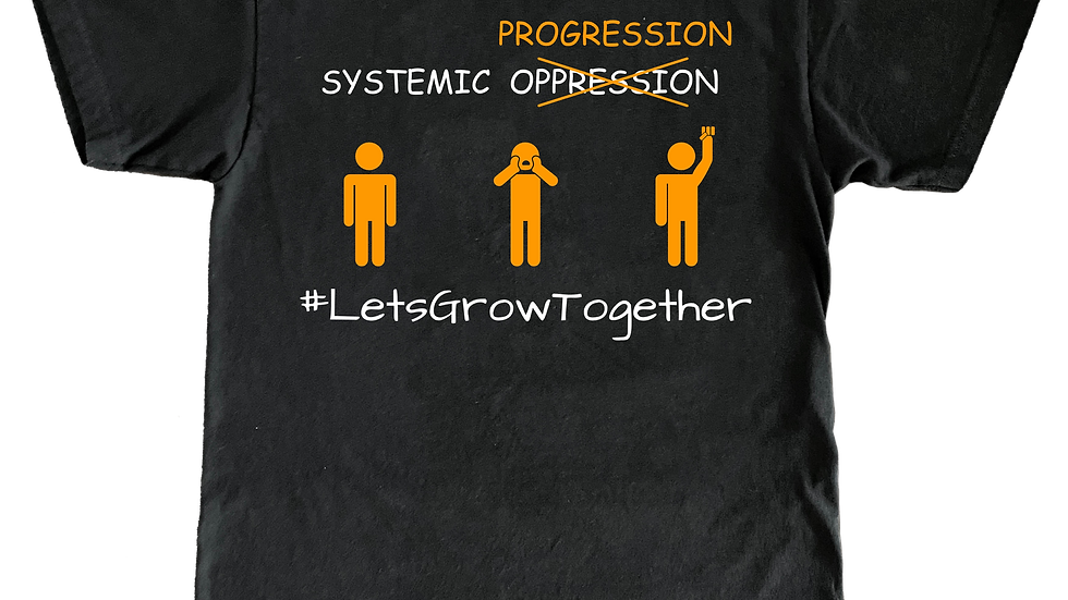#LetsGrowTogether Systemic Progression