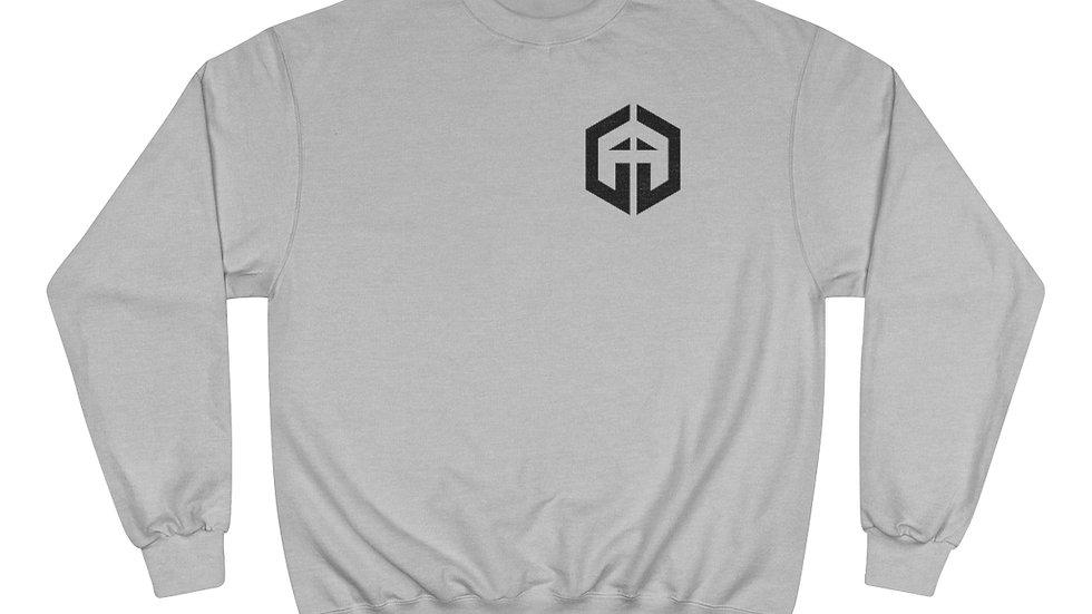 AGGF Champion Sweatshirt - Black Logo
