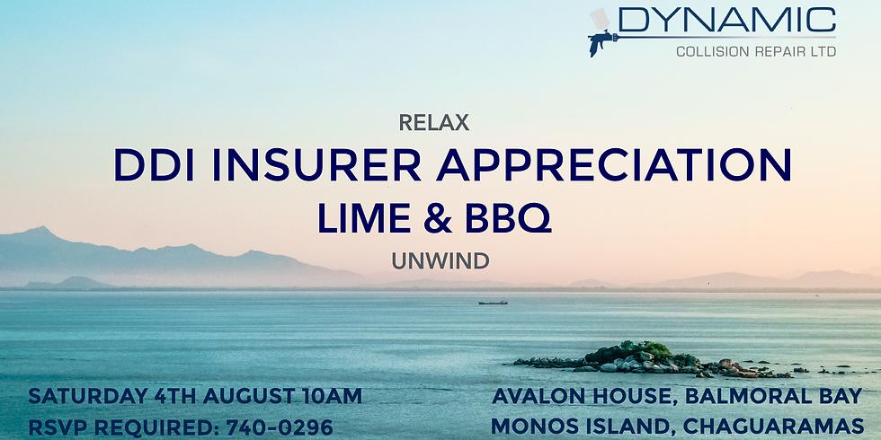 DDI Insurer Appreciation Lime & BBQ