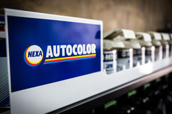 Nexa Autocolor Certified Garage