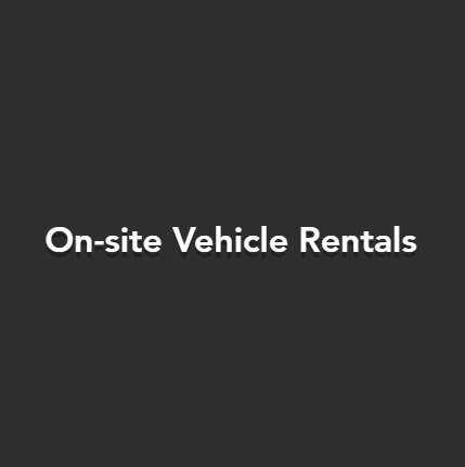 On Site Vehicle Rentals.