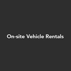 On Site Vehicle Rentals.