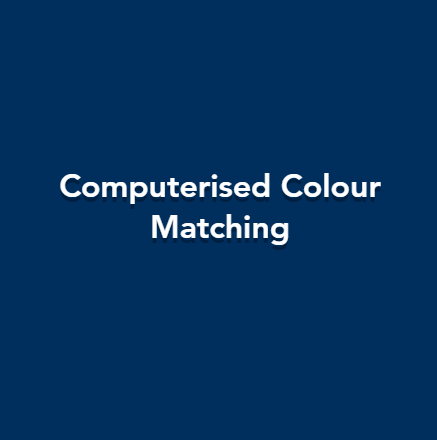 Computerized colour match