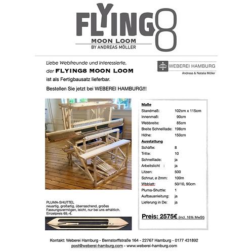 FLYING8 Moon Loom, 90cm