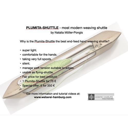 5 x PLUMITA-SHUTTLE