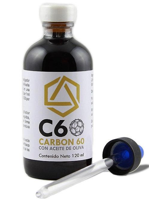 C60 - Carbón 60 con Aceite de Oliva