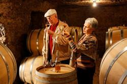 Dégustation de vins de Loire