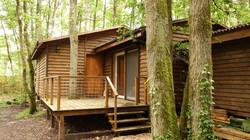 Accès au cottage
