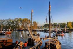 Descente de la Loire en bateau