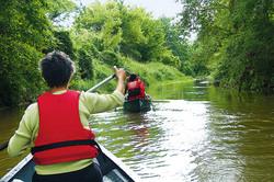 Kayak sur la Loire