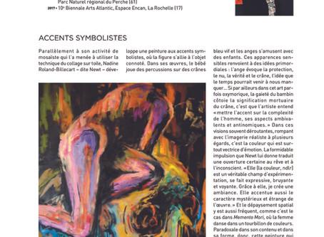Le Hors-Série /Art Absolument/ est disponible chez vos marchands de Journaux