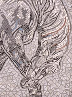Détail Le Percheron