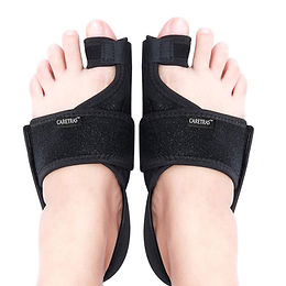 Caretras Bunion Corrector, Orthopedic Bunion Splint, Big Toe Separator