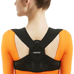 copy of Caretras Posture Corrector for Women and Men, Adjustable Upper Back Brac