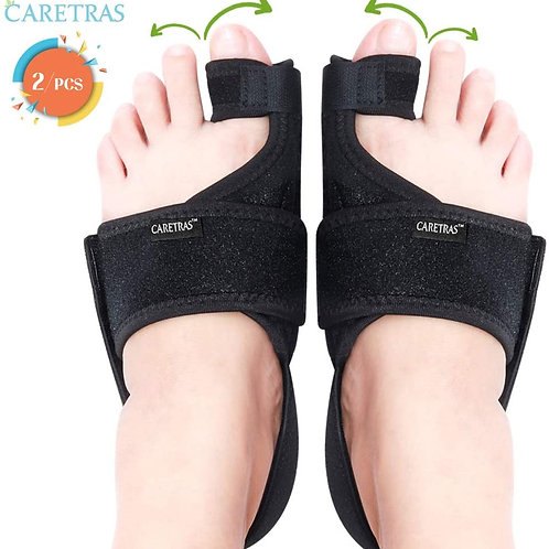 Caretras Bunion Corrector, Orthopedic Bunion Splint, Big Toe Separator