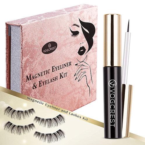 Magnetic Eyeliner Eyelashes Kit