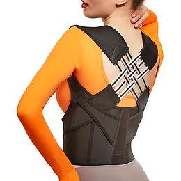Posture Corrector for Women & Men, Caretras Back Brace & Shoulder Brace with Lum