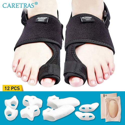 Bunion Splint  (Buckle Patent Kit - 12pcs)