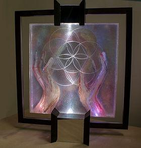 Platonic Solid Light Series- Current