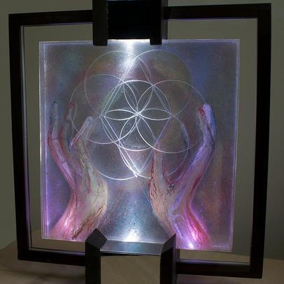 Platonic Solid Light Series- 2018- current