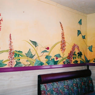 Wildflowers, Golden Valley, AZ.