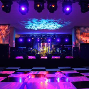Checker Dance Floor, Washington DC