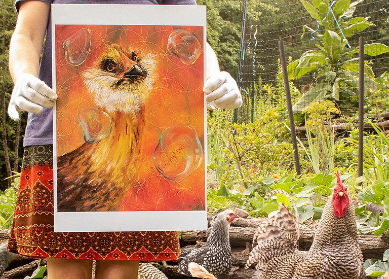 Non-Conformist print with chickens.jpg